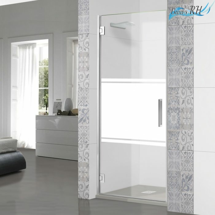 mampara-de-ducha-frontal-puerta-abatible-cristal-decorado-120-rh1410
