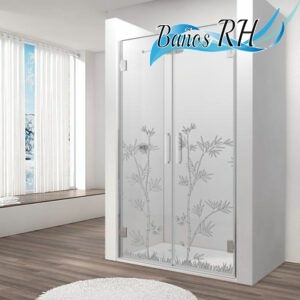mampara-frontal-para-ducha-con-dos-puertas-abatibles-8-mm-decorado-rh1428-31
